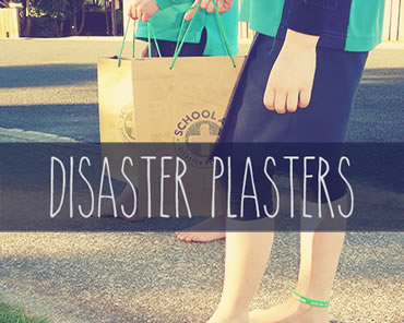 Disaster Plasters